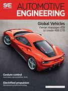 Automotive Engineering:  May 5, 2015 - May 05, 2015