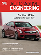 Automotive Engineering:  August 4, 2015 - August 04, 2015