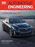 Automotive Engineering:  February 3, 2015 - February 03, 2015