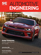Automotive Engineering:  July 7, 2015 -  July 07, 2015