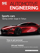 Automotive Engineering:  January 6, 2016 - January 06, 2016