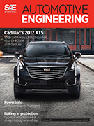 Automotive Engineering:  February 3, 2016 - February 03, 2016