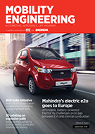 MOBILITY ENGINEERING:  Sept 2016 -  August 16, 2016