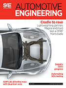Automotive Engineering:  May 2017 - May 04, 2017