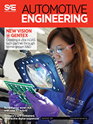Automotive Engineering:  September 2017 - August 31, 2017