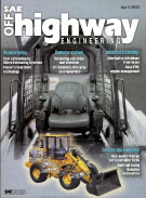 SAE Off-Highway Engineering 2000-04-01 - April 01, 2000