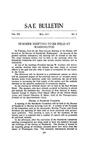 SAE Bulletin 1917-05-01 - May 01, 1917