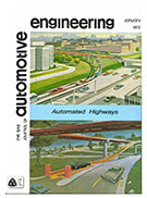 The S.A.E. Journal of Automotive Engineering 1972-01-01 - January 01, 1972