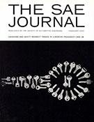 S.A.E. Journal 1970-02-01 - February 01, 1970