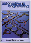 Automotive Engineering 1981-02-01 - February 01, 1981