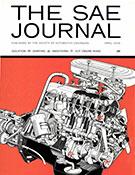 S.A.E. Journal 1970-04-01 - April 01, 1970