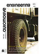 The S.A.E. Journal of Automotive Engineering 1972-04-01 - April 01, 1972
