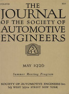 Journal of the S.A.E. 1926-05-01 - May 01, 1926