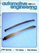 Automotive Engineering 1981-05-01 - May 01, 1981