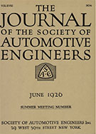 Journal of the S.A.E. 1926-06-01 - June 01, 1926