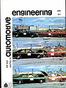 The S.A.E. Journal of Automotive Engineering 1971-07-01 - July 01, 1971