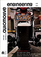 The S.A.E. Journal of Automotive Engineering 1972-07-01 - July 01, 1972