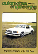 Automotive Engineering 1982-10-01 - October 01, 1982