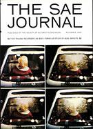 S.A.E. Journal 1969-11-01 - November 01, 1969