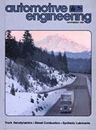 Automotive Engineering 1980-11-01 - November 01, 1980