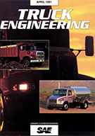 Truck Engineering 1991-04-01 - April 01, 1991