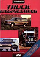 Truck Engineering 1991-11-01 - November 01, 1991