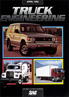 Truck Engineering 1992-04-01 - April 01, 1992