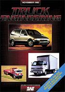 Truck Engineering 1992-11-01 - November 01, 1992