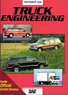 Truck Engineering 1994-11-01 - November 01, 1994