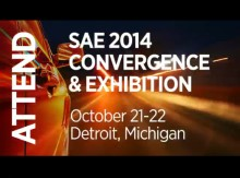 Why SAE 2014 Convergence?