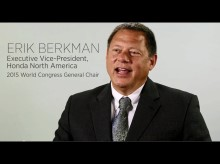 World Congress Exclusive: Erik Berkman
