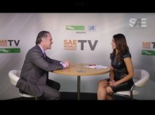 SAE World Congress TV: Interview with Jim Forlenza