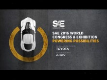 Powering Possibilities at SAE 2016 World Congress