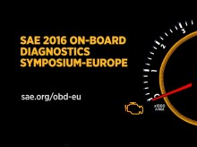 SAE 2016 OBD Symposium - Europe