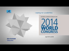 SAE 2014 World Congress Trailer