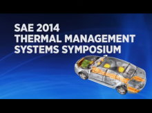SAVE THE DATE! SAE 2014 Thermal Management Systems Symposium
