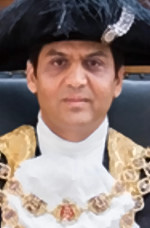 Councillor Shafique Shah