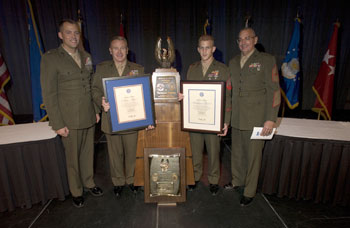 2006 Secretary of Defense Phoenix Award Winner